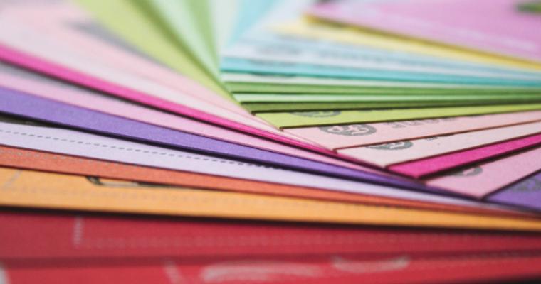 Tips voor het ontwerpen van geboortekaartjes
